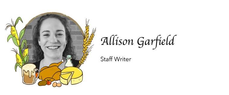Allison Garfield byline box