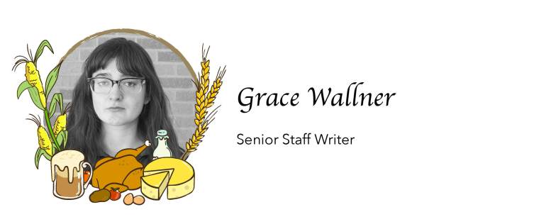Grace Wallner byline box