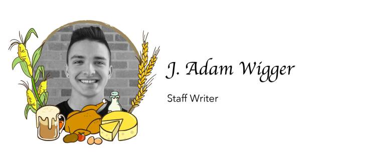J. Adan Wigger byline box