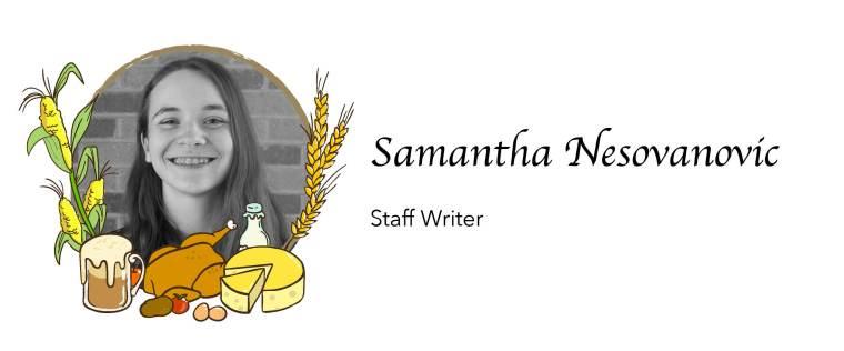 Samantha Nesovanovic byline box