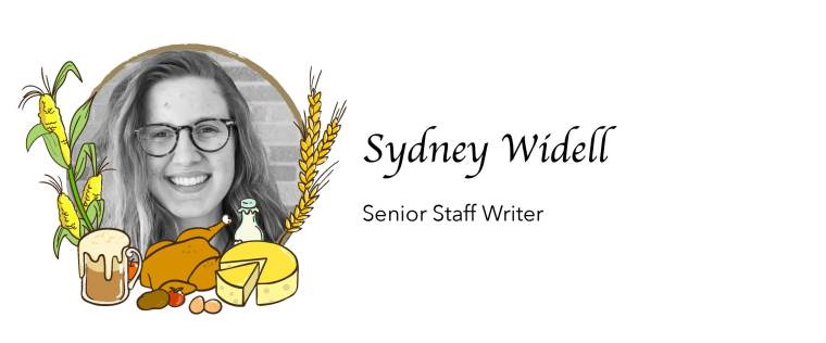 Sydney Widell byline box